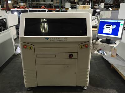 In Stock SPEEDLINE MPM UP1500 SCREEN PRINTER
