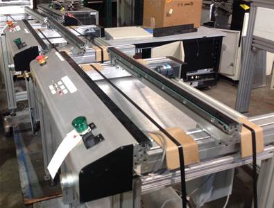 In Stock KANETIC KCE11O3D CONVEYORS