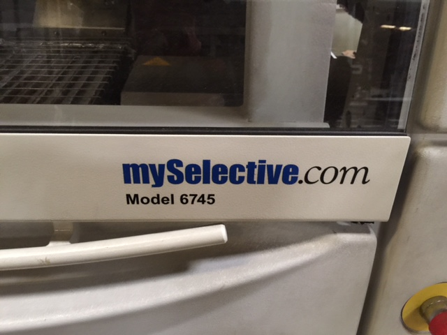 Recon Inc. sellsVITRONICS - SOLTEC mySelective 6745 SELECTIVE SOLDER