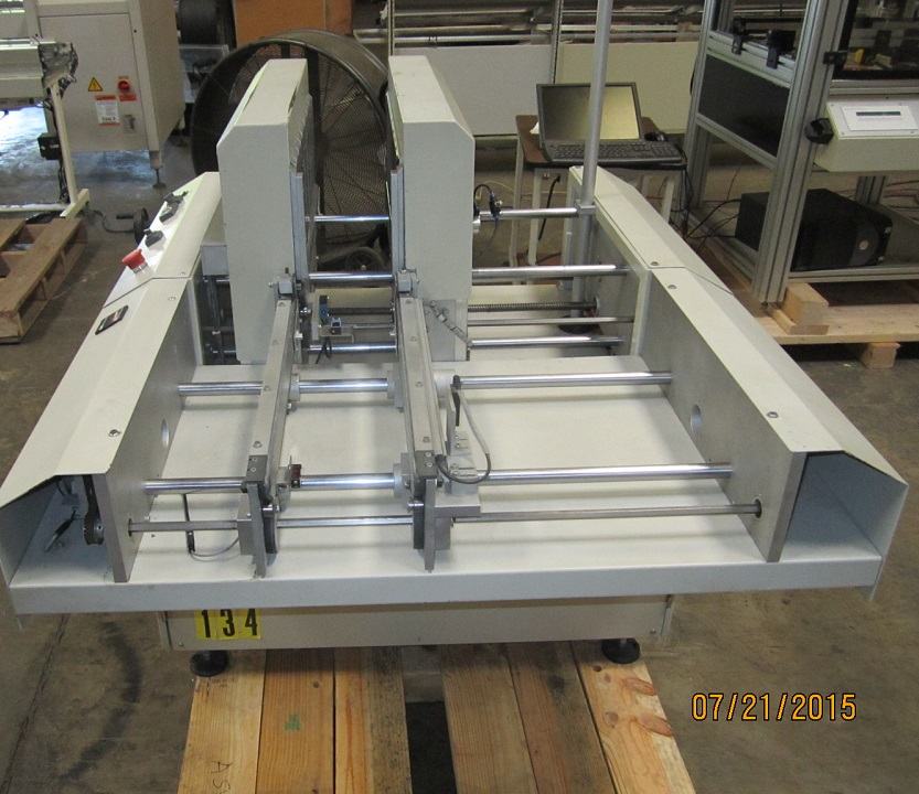 Almost new ASYS LSB01 CONVEYORS