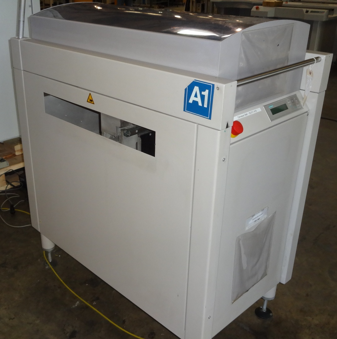 Almost new ASYS SIPLACE BL DESTACKER