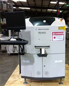 In Stock AGILENT SP-50 Series II AUTOMATED PASTE INSPECTION