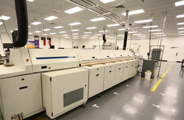 Almost new BTU Paragon 150 REFLOW OVEN