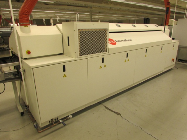 We buy usedBTU Pyramax 98A REFLOW OVEN