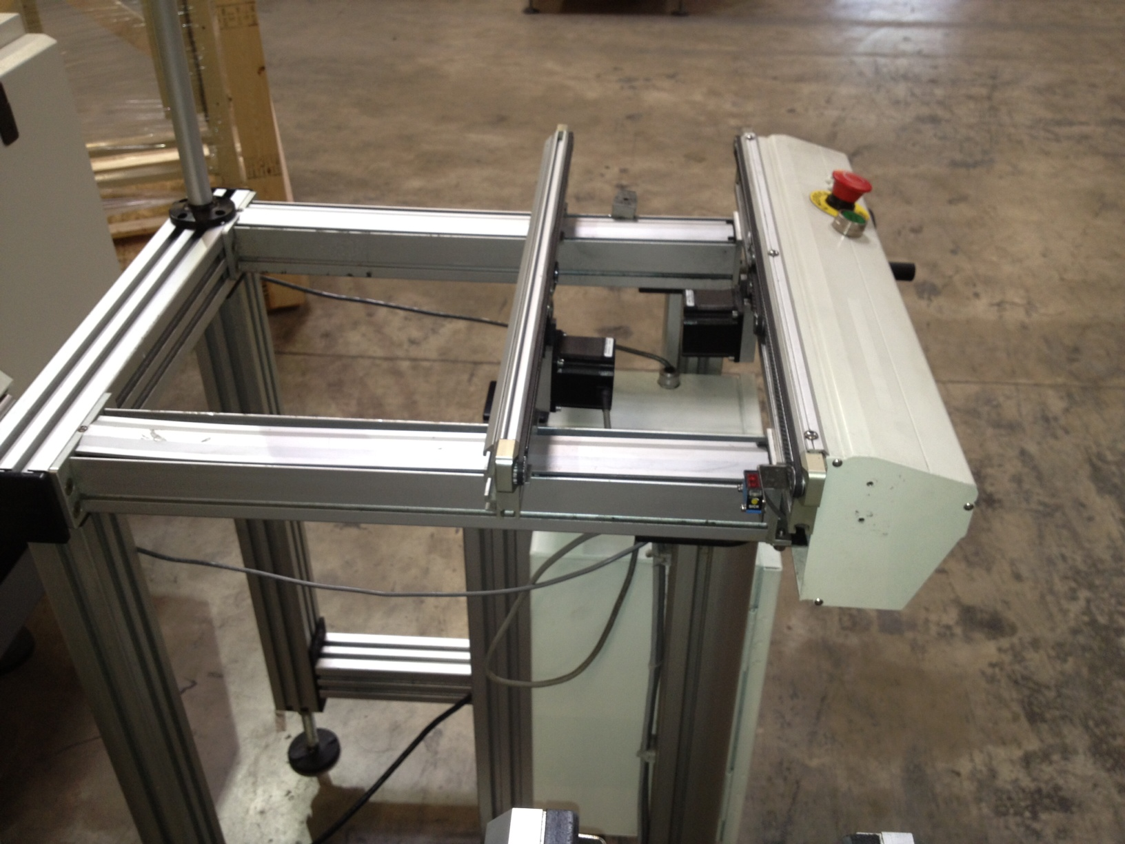 Almost new CROWN SIMPLIMATIC Cimtrak CONVEYORS