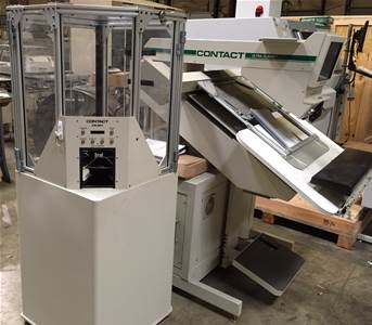 In Stock Versatec - formerly Contact Sytems CS-400E-R CUT & CLINCH