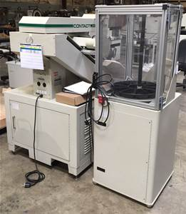 Used Versatec - formerly Contact Sytems CS-400E-R CUT & CLINCH