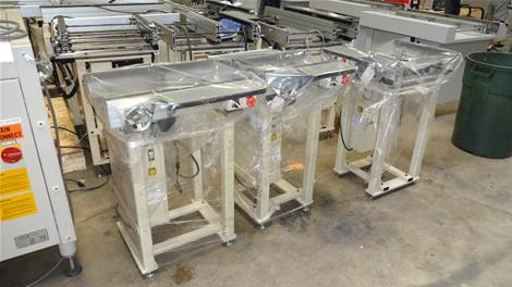 In Stock CTI XCC-24.75I-2-UL-MB-1363 CONVEYORS