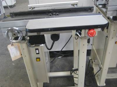 Used CTI XCC-24.75I-2-UL-MB-1363 CONVEYORS