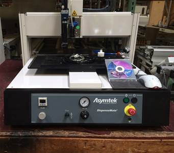 In Stock ASYMTEK D-585 ADHESIVE DISPENSER
