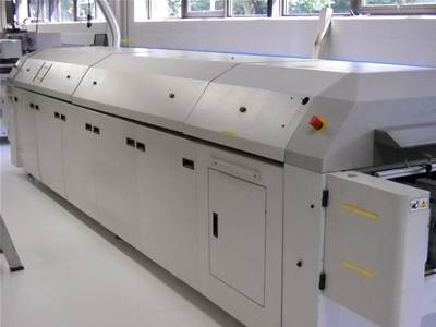 In Stock ELECTROVERT OMNI FLO 10 REFLOW OVEN