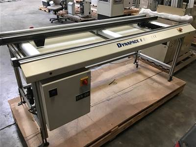 In Stock DYNAPACE Chain Conveyor CONVEYORS