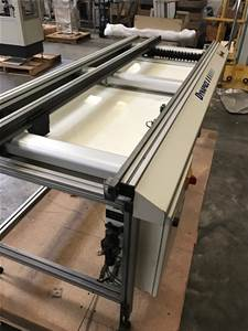 Used DYNAPACE Chain Conveyor CONVEYORS