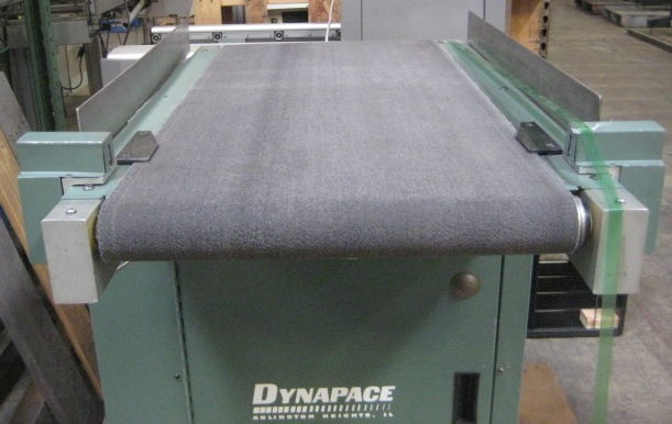 Recon Inc. sellsDYNAPACE C17335 FLAT BELT CONVEYOR
