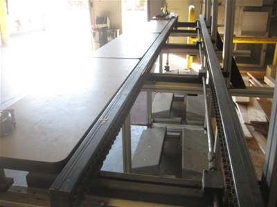 Used FLEXTEK SLIDELINE SLIDE LINE