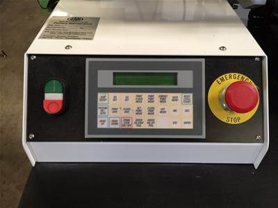 Used HMI MSP-485 PRINTER