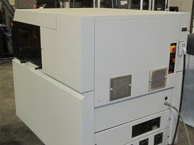 Used MPM AP-25 HiE SCREEN PRINTER