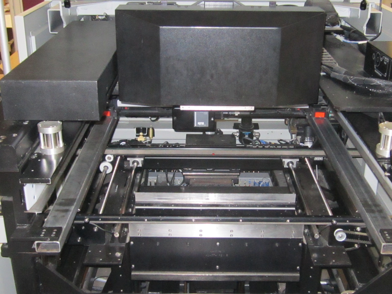 Recon Inc. sellsMPM AP-25 HiE SCREEN PRINTER
