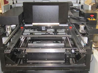 Recon repairsMPM AP-25 HiE SCREEN PRINTER