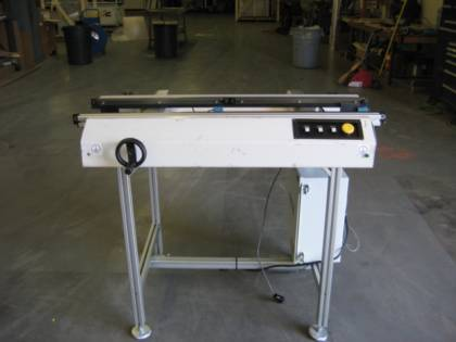 In Stock DYNAPACE INSPECTION CONVEYOR CONVEYORS