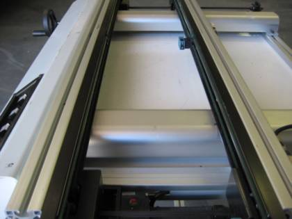 Used DYNAPACE INSPECTION CONVEYOR CONVEYORS