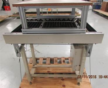 Used CTI Brush Roller  CONVEYORS