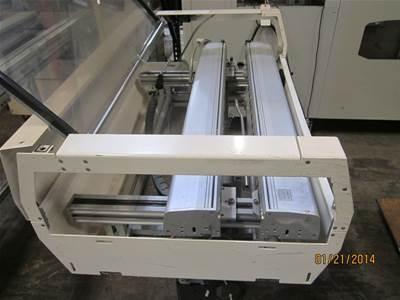 Used JOT 1 METER PUSH UNIT CONVEYORS