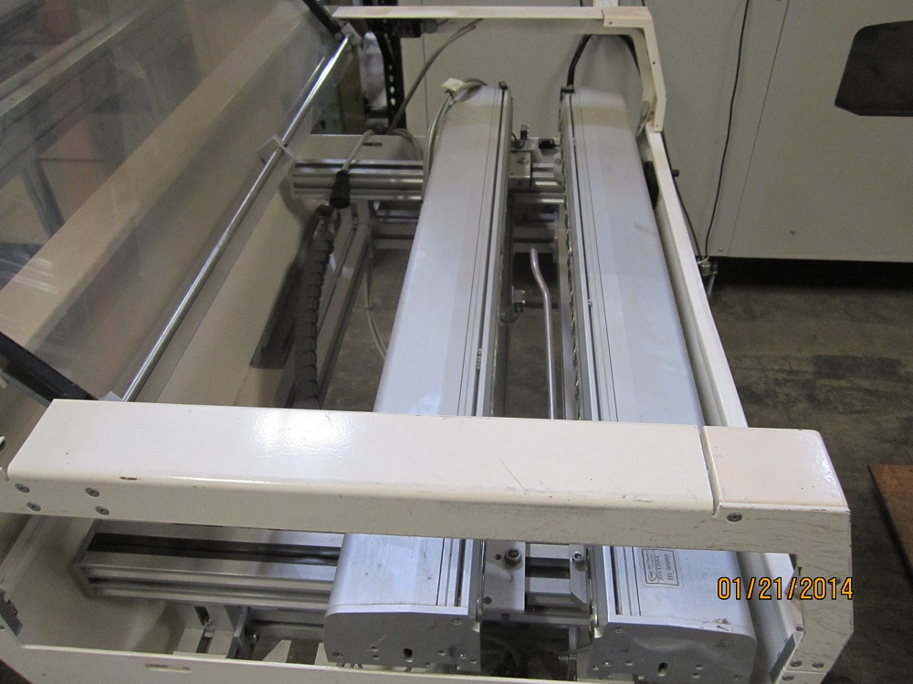 Almost new JOT 1 METER PUSH UNIT CONVEYORS