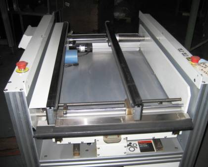 Used CROWN SIMPLIMATIC SHUTTLE CONVEYOR SHUTTLE