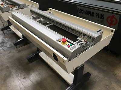 Used JOT 1.21 Meter CONVEYORS