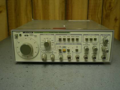In Stock LEADER LF-1310 FUNCTION GENERATOR TEST MONITORING DEVICE