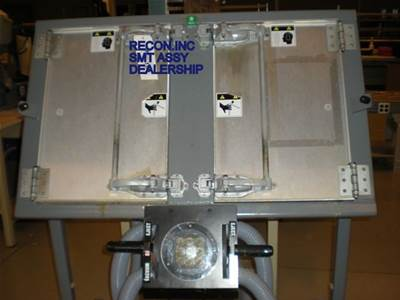In Stock SEALED AIR CORPORATION TVMS TWIN VERTICAL MOLDING STATION