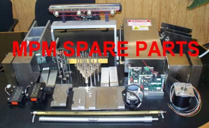 In Stock MPM SPARE PARTS - HUGE INVENTORY SCREENER SPARE PARTS