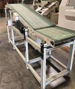 In Stock PCT WV2021 WAVE EXIT CONVEYOR