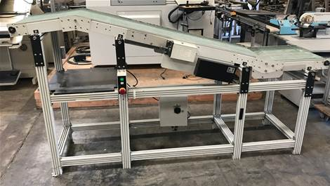 Used PCT WV2021 WAVE EXIT CONVEYOR