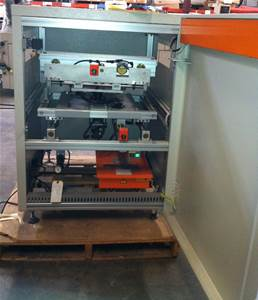 Used NUTEK NTM181L(S) TURN UNIT