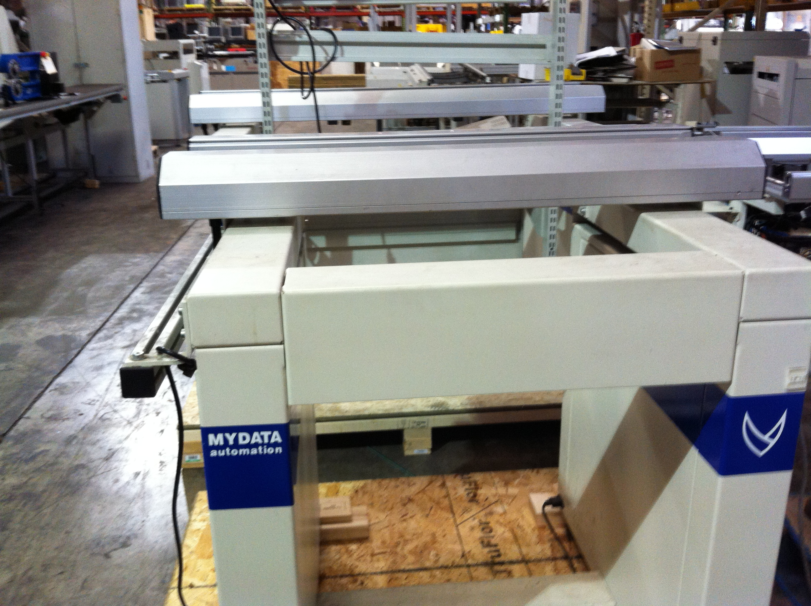Used MYDATA EP704 508 CONVEYORS