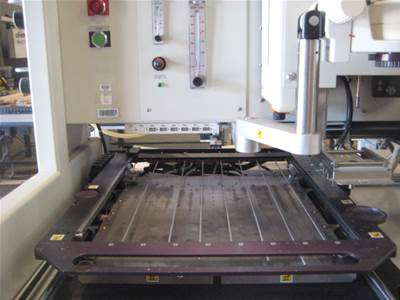 Used SRT (SIERRA RESEARCH & TECHNOLOGY) Summit 1100 Automated Workstation BGA REWORK