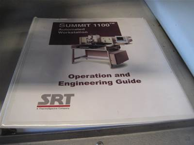 SRT (SIERRA RESEARCH & TECHNOLOGY); Summit 1100 Automated Workstation BGA REWORK for sale