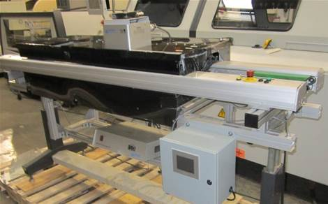 In Stock JOT J204-02 UV CURE OVEN / CONVEYOR COMBO CONVEYORS