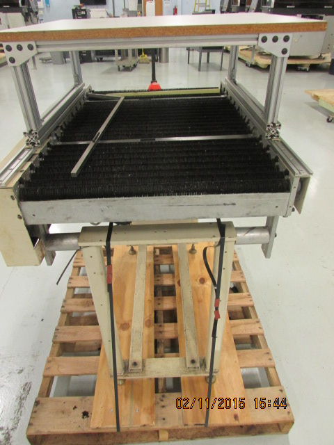 Almost new CTI Brush Roller  BRUSH CONVEYORS