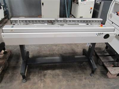 In Stock JOT INSPECTION CONVEYORS