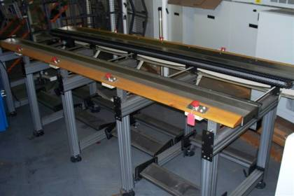 Used CROWN SIMPLIMATIC 8160 SLIDE LINE