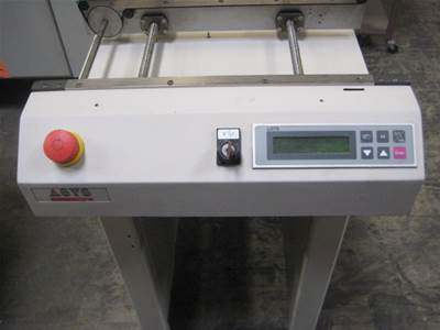 Used ASYS TRM01 CONVEYORS