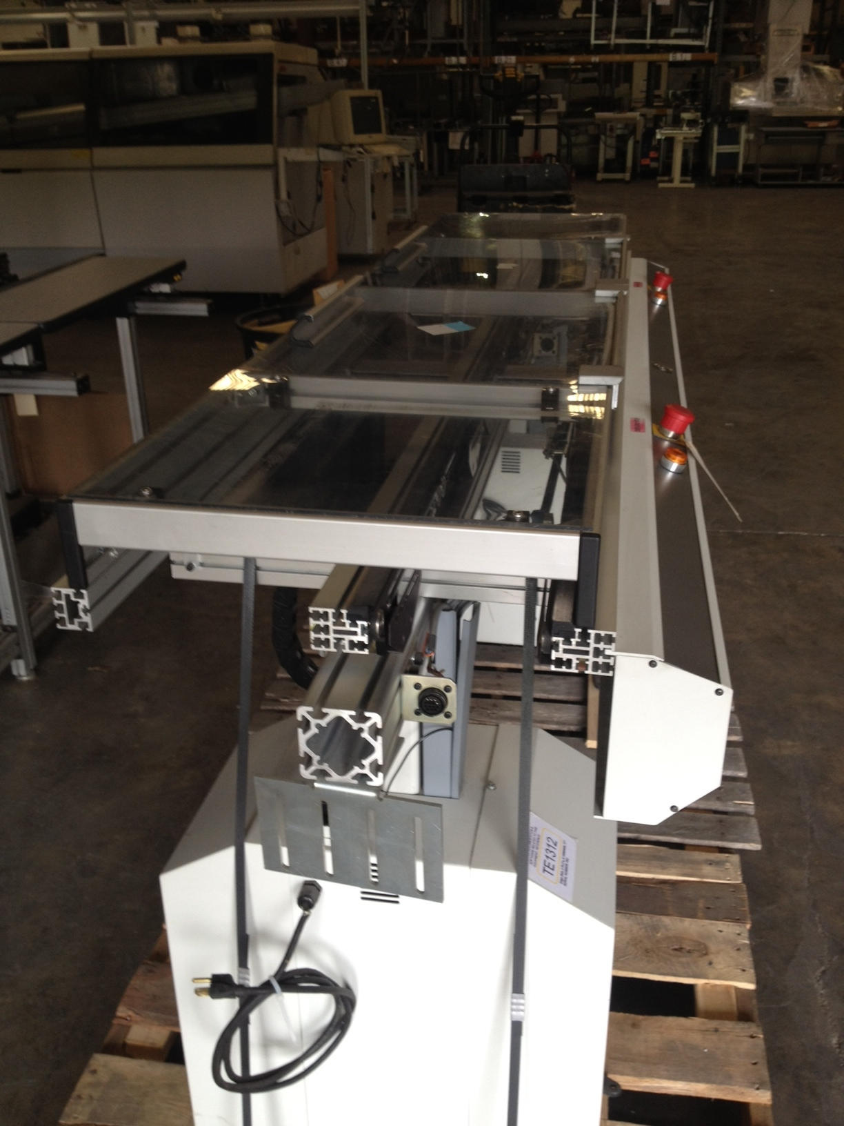 Almost new UNIVERSAL 5362i CONVEYORS