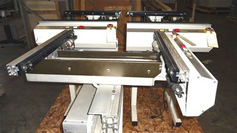 Used UNIVERSAL 5362D CONVEYORS