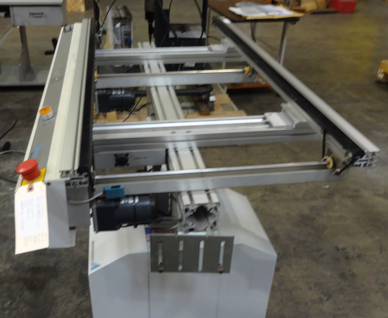 Recon Inc. sellsUNIVERSAL 5362I CONVEYORS