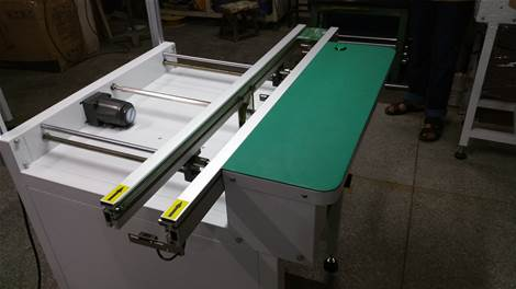 Used VANSTRON 1-Meter Single Stage CONVEYORS