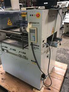 Used Zeva-Tech PM570 PIC N PLACE