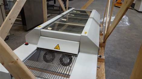 We buy usedFRITSCH USA 360-B REFLOW OVEN